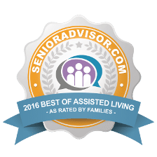 Best of Assisted Living Award
