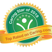 """Home Care Matters Honored Among Top In-Home Care Agencies in the Nation –  Named """"Caring Star of 2019"""" for Service Excellence"""
