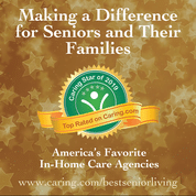 "Home Care Matters Honored Among Top In-Home Care Agencies in the Nation – Named ""Caring Star of 2019"" for Service Excellence"