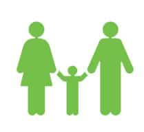 Green Family Icon