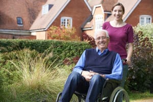 Caregiver in Buford GA: Physical Health