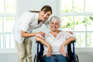 Home Care in Cumming GA: National Wheelchair Beautification Month
