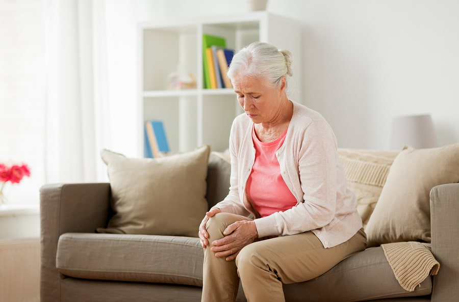 Senior Care in Gainesville GA: Stiff Joints and Driving Problems