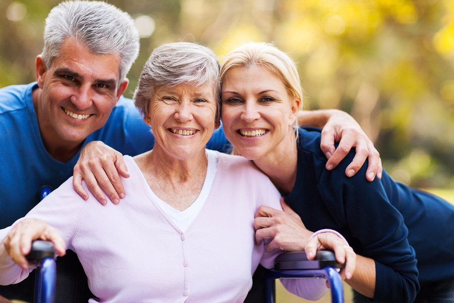 Elder Care in Flowery Branch GA: Getting Help with Caregiving