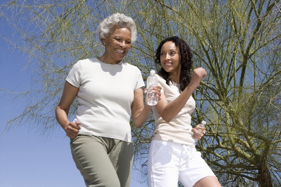 Senior Care in Duluth GA: Making Exercise a Top Priority