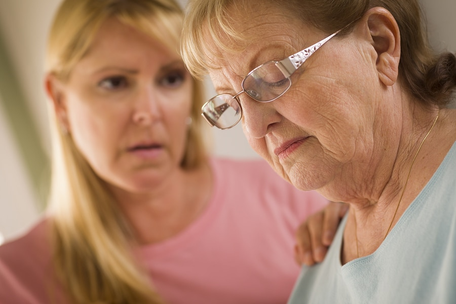 Elder Care in Buford GA: Causes of Paranoia