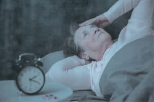 Home Care Services in Lawrenceville GA: Senior Insomnia
