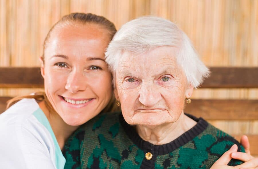 Caregiver in Lawrenceville GA: Senior Aggressive Episode