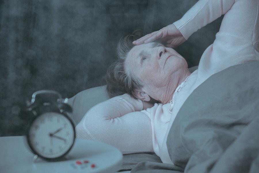 Home Care Services in Lawrenceville GA: Senior Insomnia