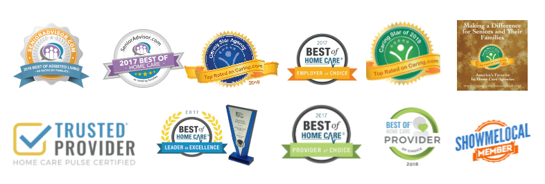 Senior Home Care Awards for Providing Assistance and Help- Home Care Matters