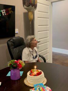 Happy 99th Birthday Mrs. Bell!