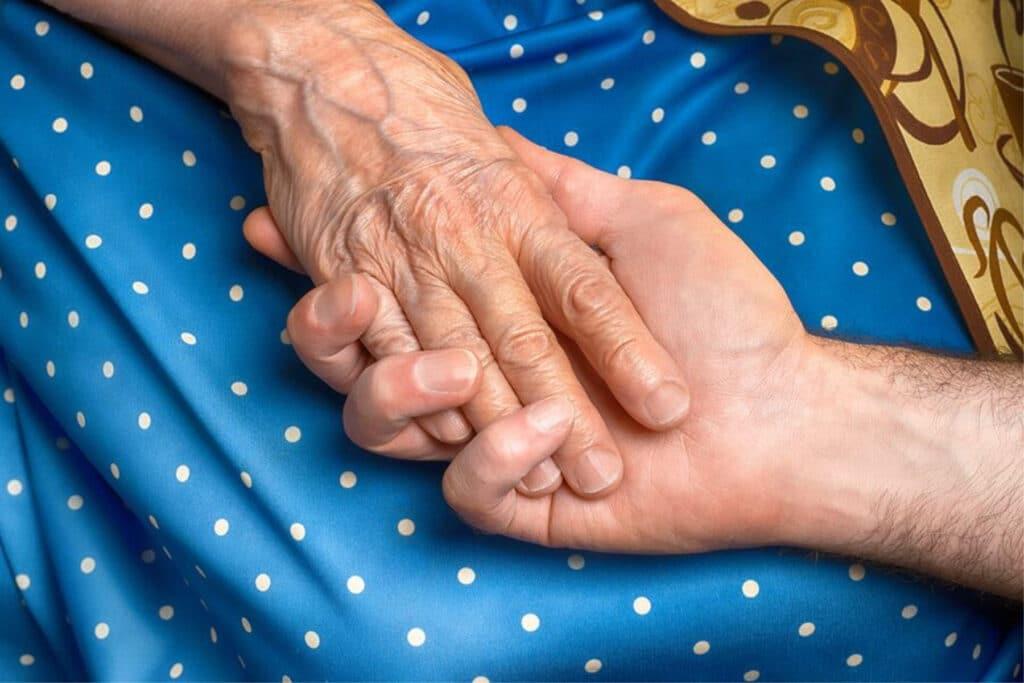 Caregiver in Flowery Branch GA: Senior Bruising