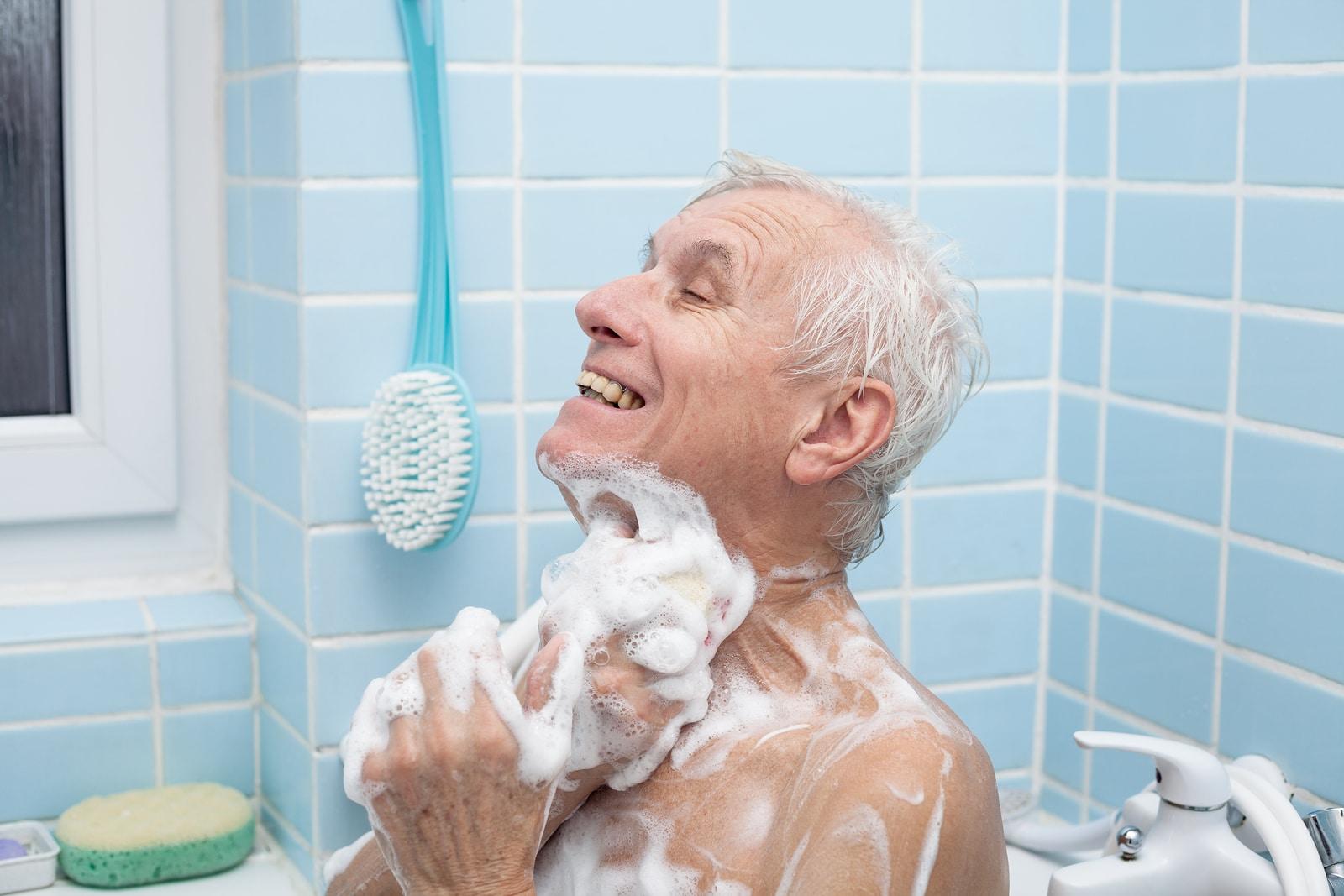 Senior Care in Oakwood GA: Senior Bathing Solutions