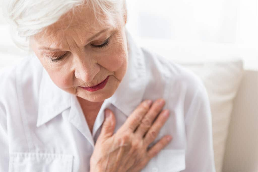 Caregiver in Dacula GA: Senior with Heart Disease