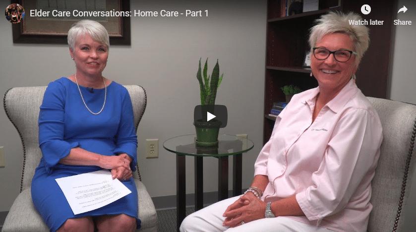 Elder Care Conversations