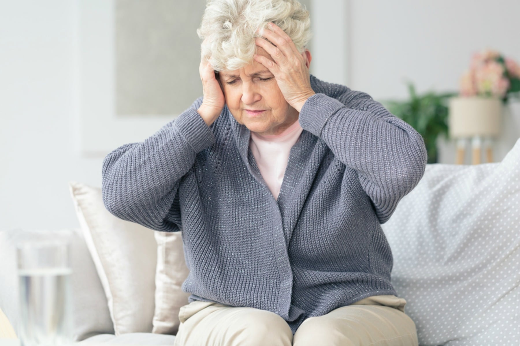 Elder Care in Gainesville GA: Senior Anxiety