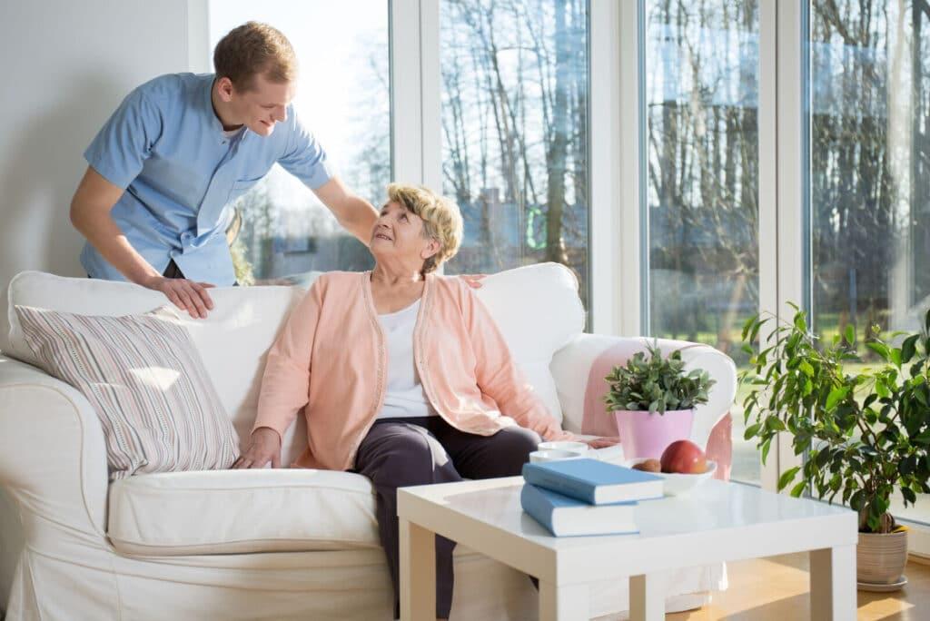 Home Health Care in Hoschton GA: Helping Senior Move