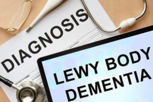 Home Care Services in Buford GA: Lewy Body Dementia