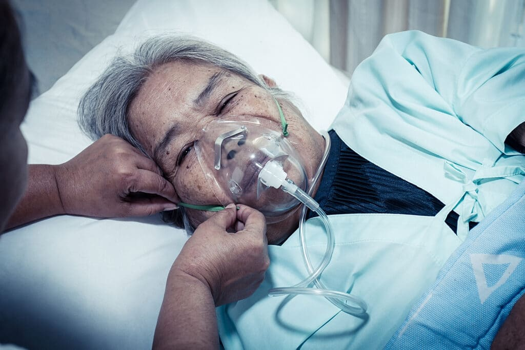 Senior Care in Buford GA: Tracking Breathing Problems