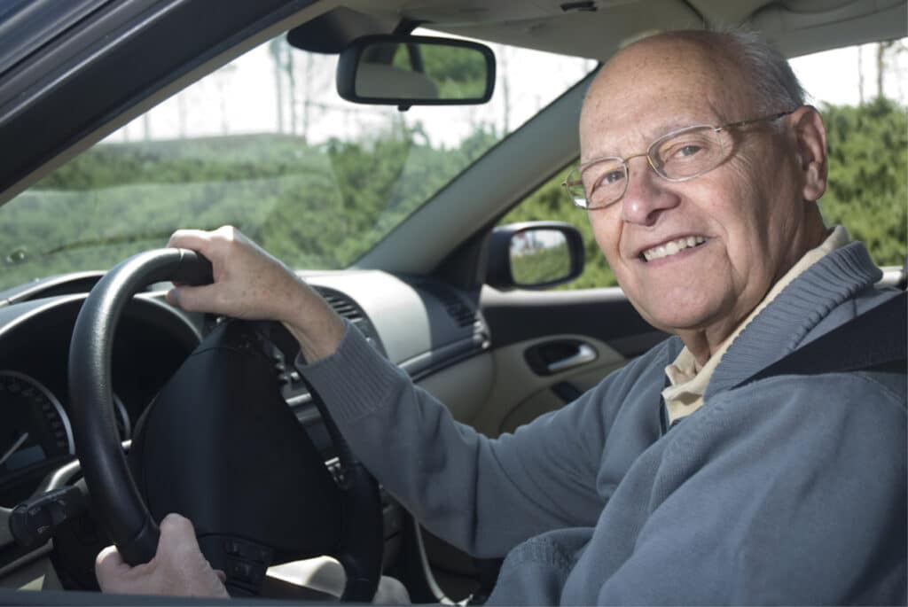 Elderly Care in Oakwood GA: Senior Driving