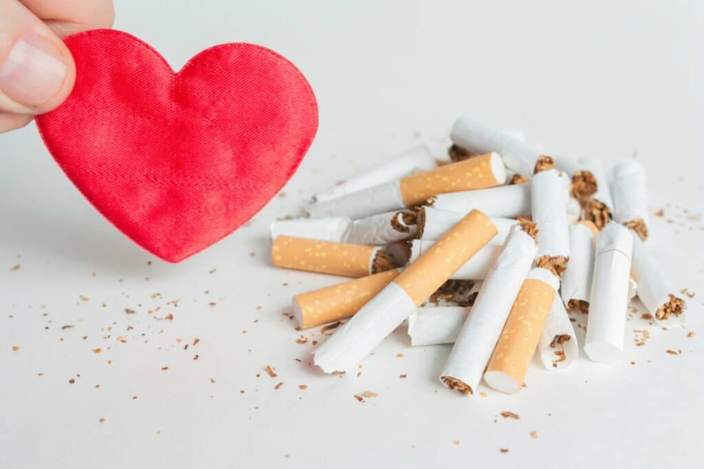 Elder Care in Oakwood GA: Helping Mom to Quit Smoking