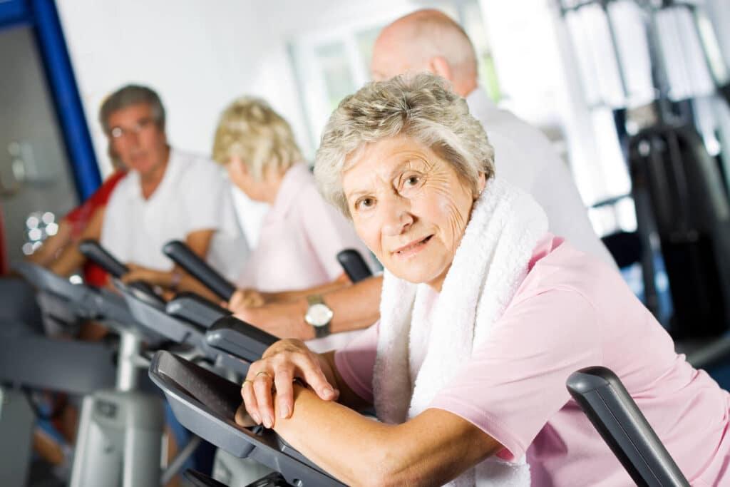 Elderly Care in Gainesville GA: Lose Weight