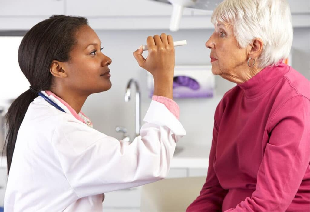 Elder Care in Johns Creek GA: Low Vision