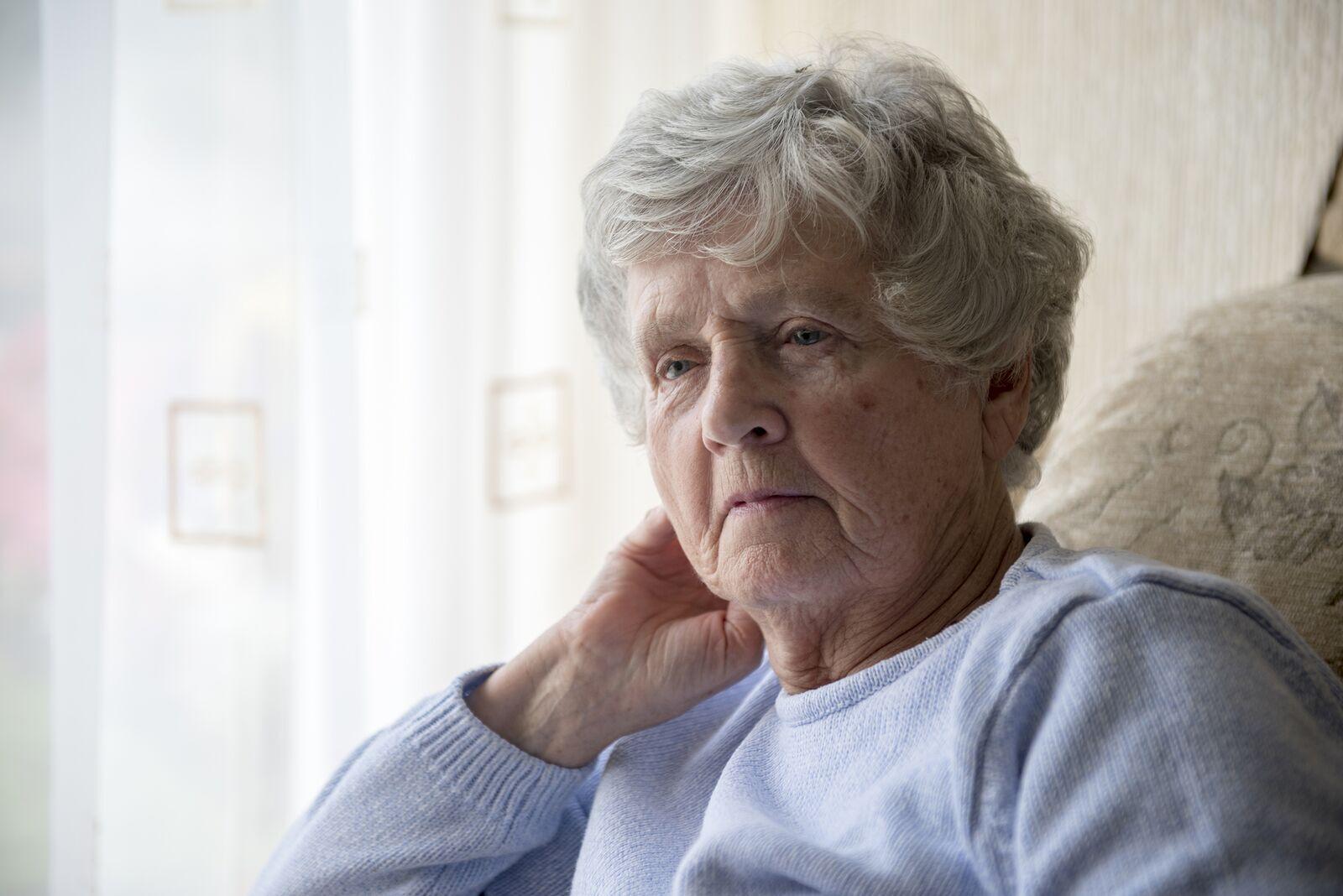 Senior Care in Dacula GA: Bad Mood
