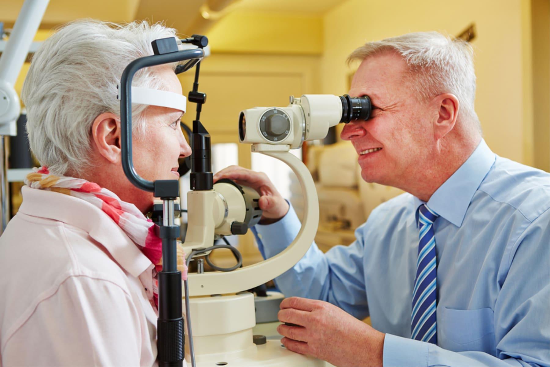 Senior Care in Gainesville GA: Healthy Vision Month