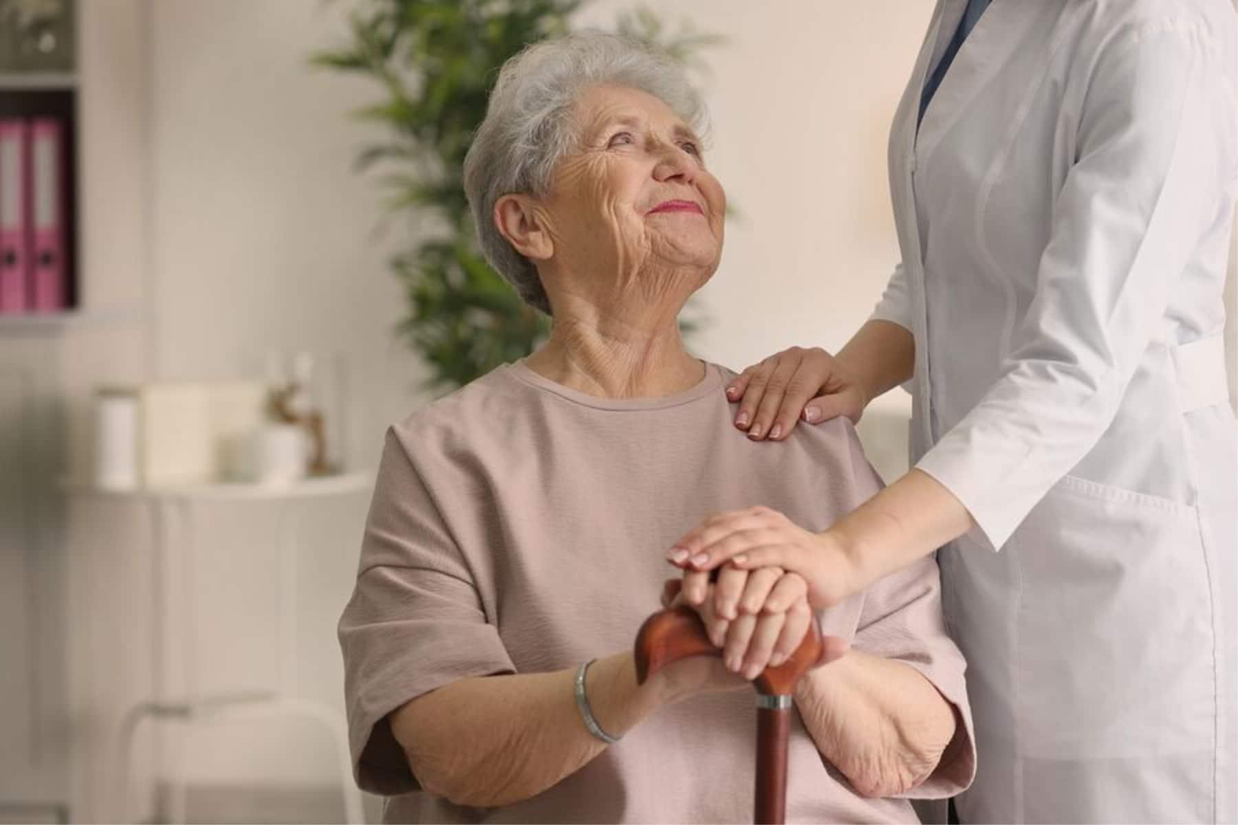 Elderly Care in Buford GA: Dementia