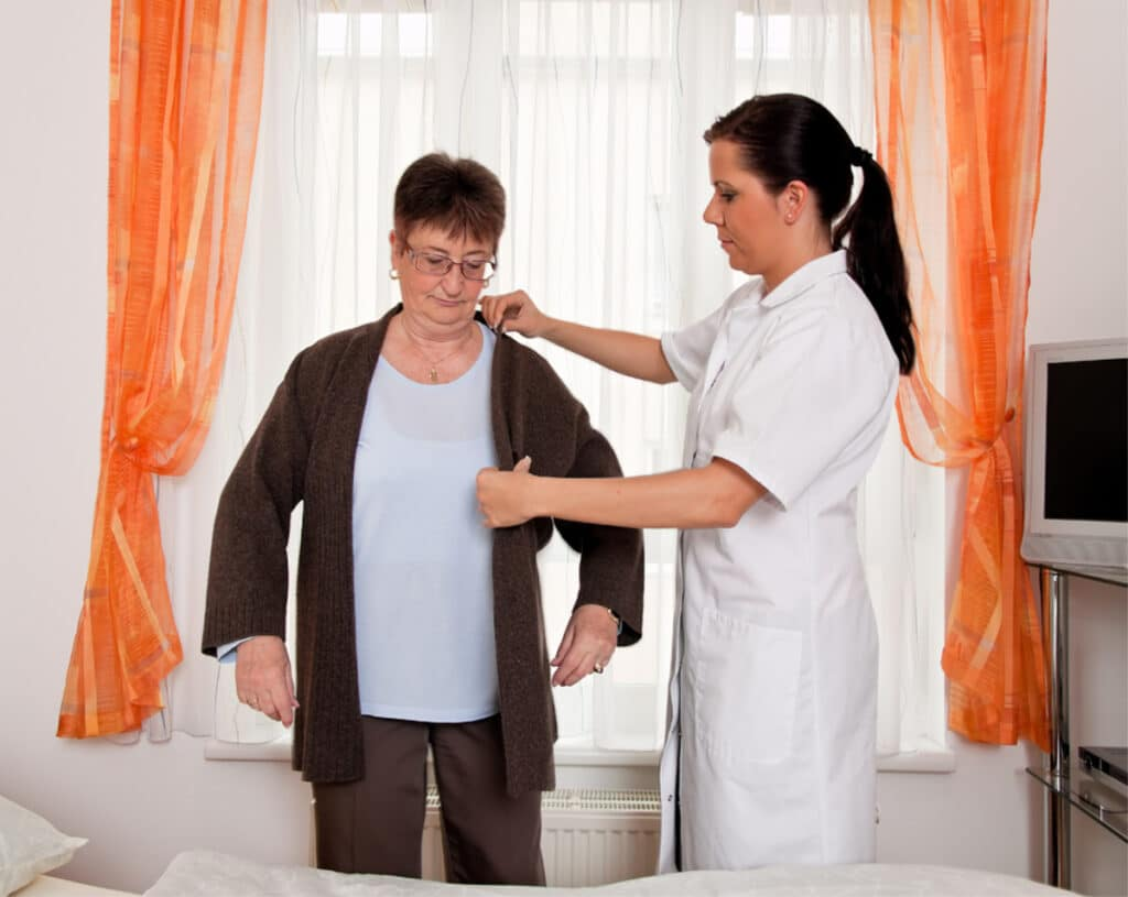 Caregiver in Flowery Branch GA: Elder Care